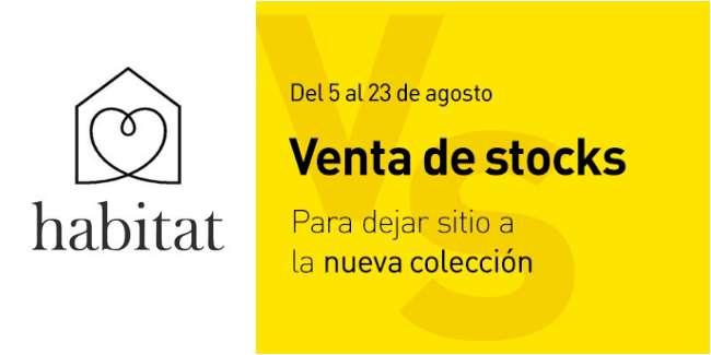 Habitat outlet stocks Barcelona - NOB 249