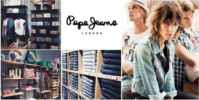 Pepe Jeans outlet - La Roca VIllage - NOB 249