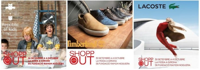 3 marcas Shopp Out Girona - outlet Octubre 2015 -1