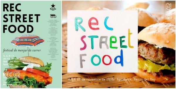 Rec Street Food - RECstores Igualada - REC012