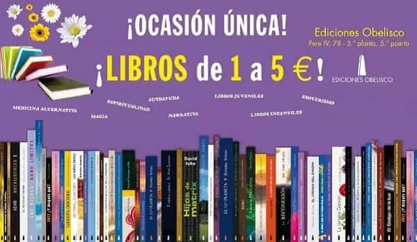 Mercadillo Ediciones Obelisco - Diciembre 2015 Barcelona