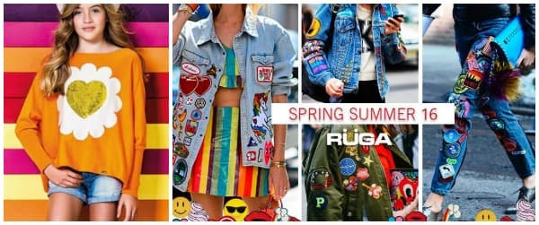 Ruga ropa - The Outlet Born - NOB 266 - Mayo 266