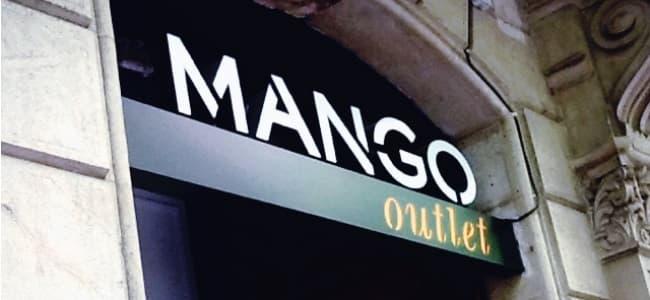 Especial Mango Outlet Barcelona online y alrededores
