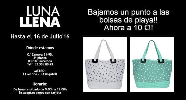 Luna Llena - Venta especial Barcelona - Junio 2016 - NOB 268