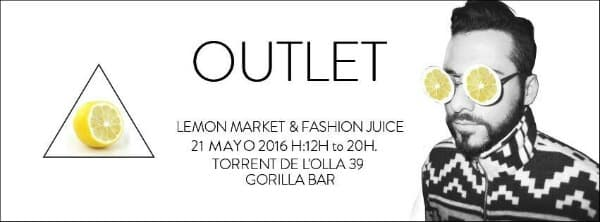 Outlet Lemon Market Barcelona - NOB 267 - Mayo 2016