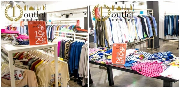 Outlet Number One - REOUTLET Barcelona - NOB 267 - Mayo 2016