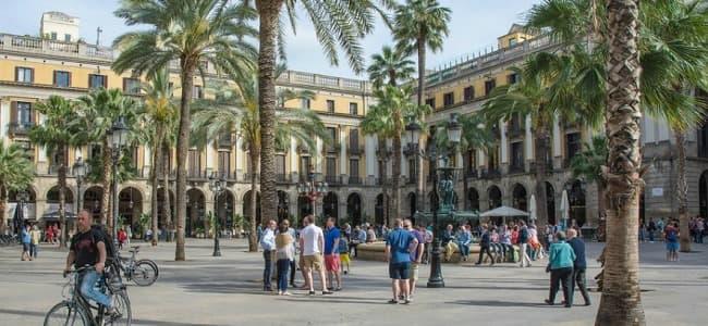 Plaça Reial Barcelona - raf hérédia - Juny 2016 - NOB 268