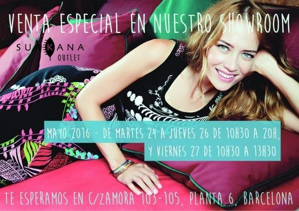 Surkana - Venta Especial Showroom Barceloa - NOB 267 - Mayo 2016