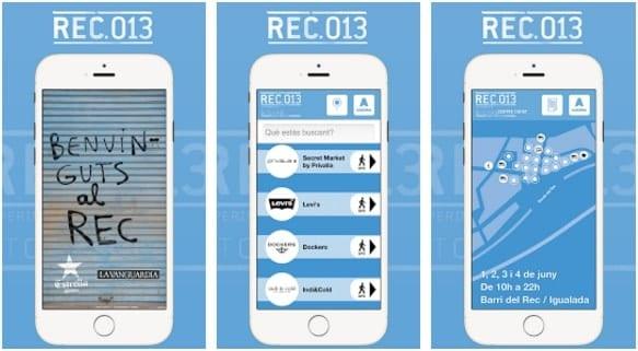 app android Rec 013 - Mayo 2016