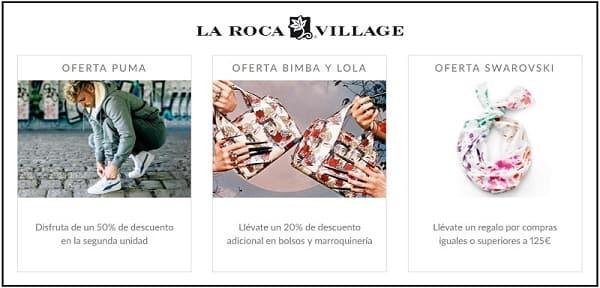 La Roca Village - ofertas Junio 2016 - 269