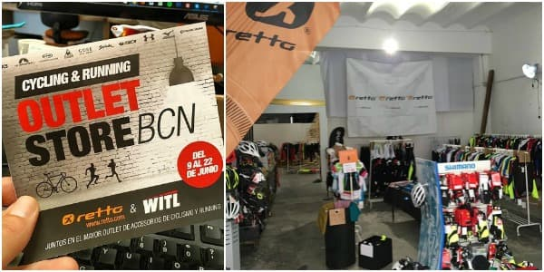 Outlet Store Barcelona Retto - ciclismo running - Junio 2016 - 269