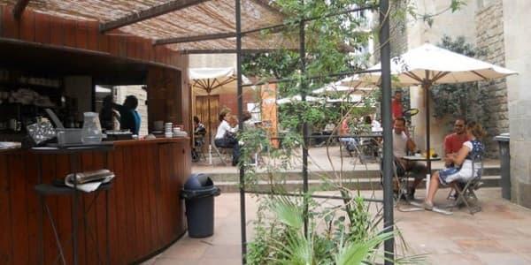 Cafè d'Estiu - Museu Frederic Marès - Especial Ocio en Barcelona - Verano 2016