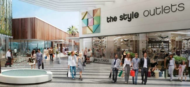 Viladecans The Style Outlets - centro outlet Neinver