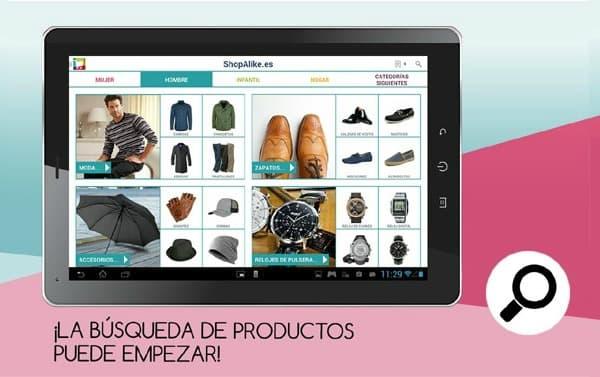 Especial ShopAlike.es - busqueda productos - Agosto 2016