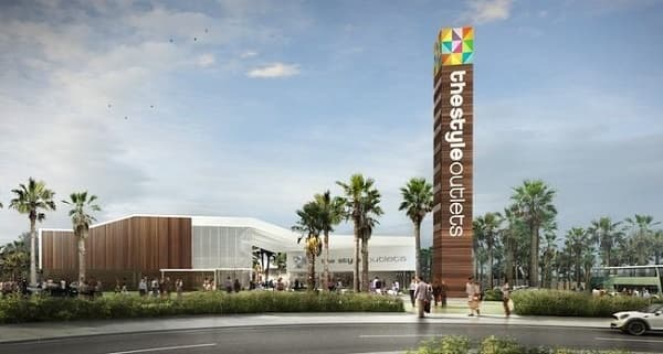 Imagen virtual entrada Viladecans The Style Outlets