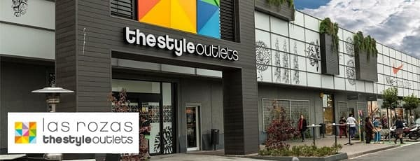 Las Rozas The Style Outlets Madrid