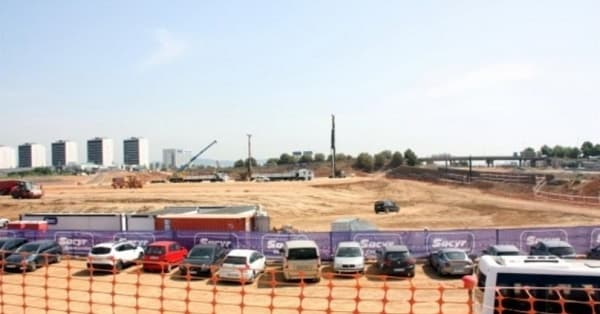 Obras Viladecans The Style Outlets - 2 - La Vanguardia