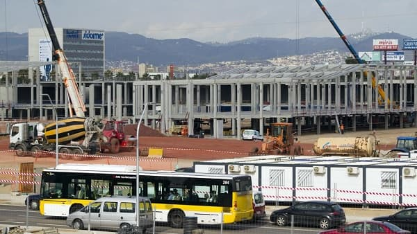 Obras Viladecans The Style Outlets - 3 - La Vanguardia