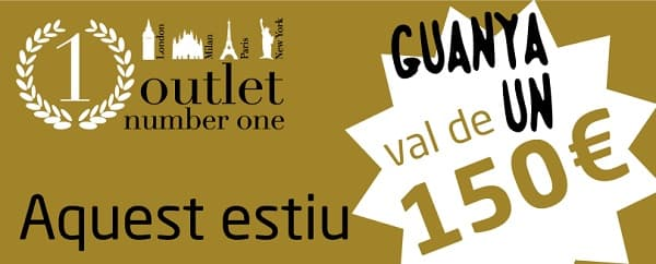 Outlet Number One - Sorteo Agosto 2016 - NOB 271