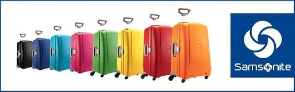 Samsonite - maletas outlet La Roca Village - Agosto 2016 - NOB 271