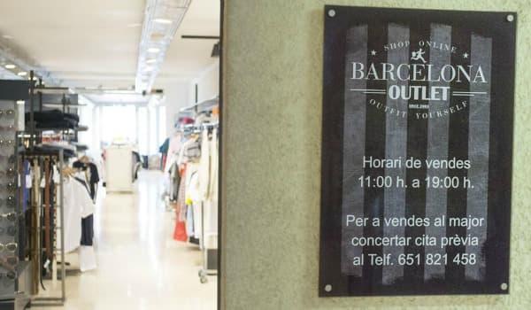 Barcelona Outlet - Septiembre 2016