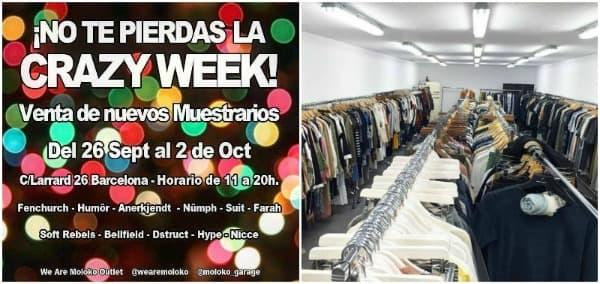 Muestrarios We Are Moloko Outlet - Noticias Outlet en Barcelona 272