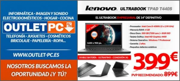 Outlet PC - Noticias Outlet en Barcelona 272