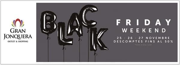 Black Friday 206 Gran Jonquera