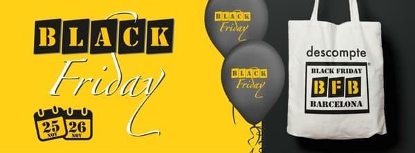 Black Friday Barcelona 2016