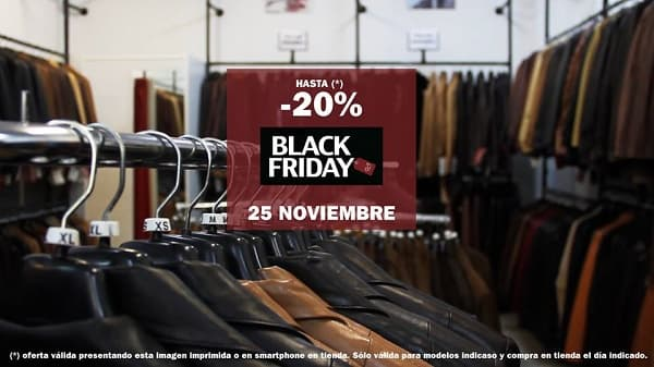 Outlet Leather Factory - Black Friday 2016