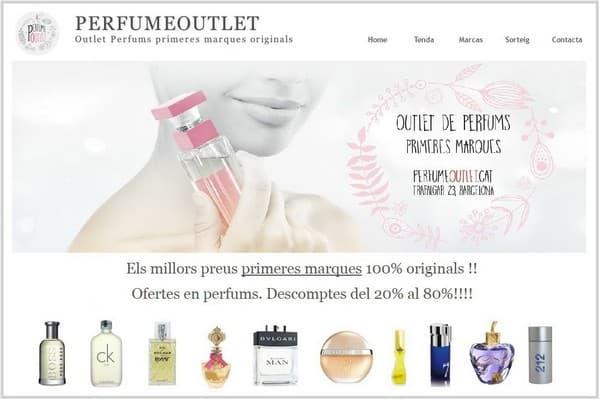 Perfume Outlet Barcelona - Noviembre 2017 - NOB 296