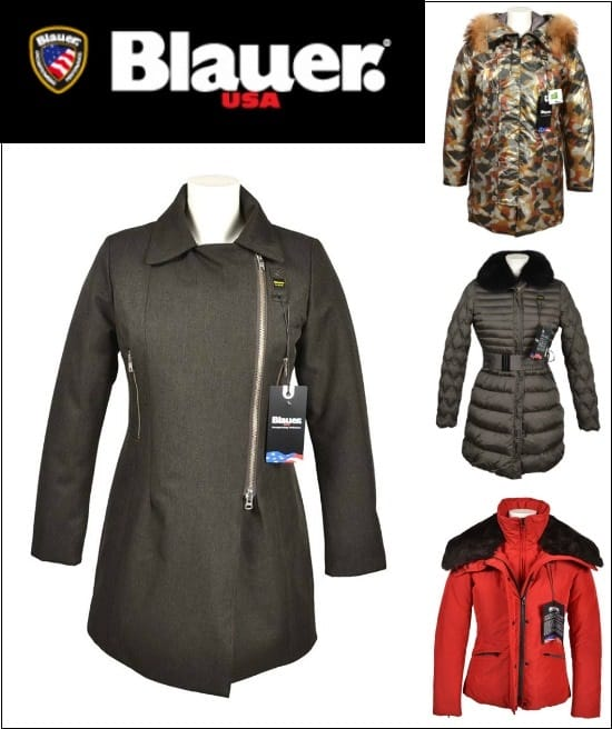 Chaquetas Blauer - Barcelona Outlet - Noticias Outlet en Barcelona - Abril 2017
