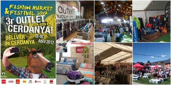 Outlet Cerdanya - Noticias Outlet en Barcelona 286 - Abril 2017