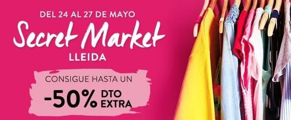 Secret Market Privalia Lleida - Mayo 2017 - NOB 288
