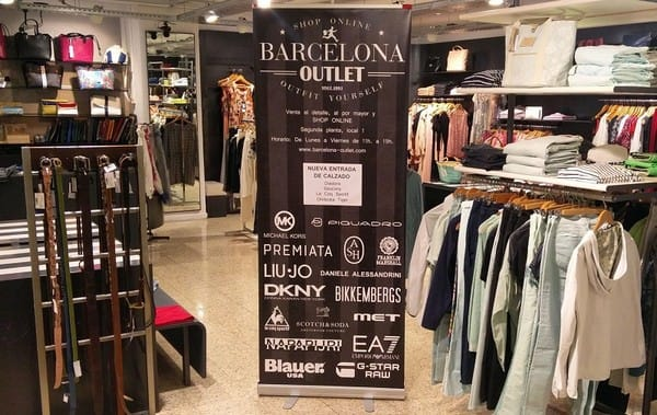 Barcelona Outlet - roll up - NOB 289 - Junio 2017