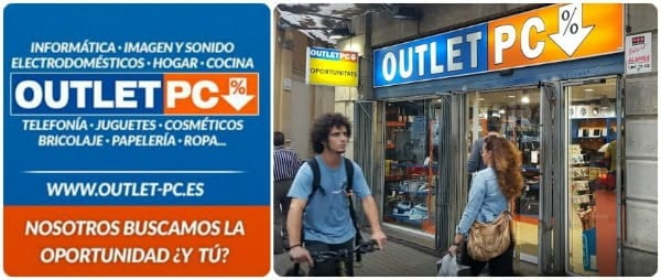 Outlet PC Barcelona - NOB 321 - Enero 2019