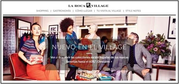 La Roca Village - Novedades Otoño Invierno - Noticias Outlet en Barcelona 297 - Noviembre 2017