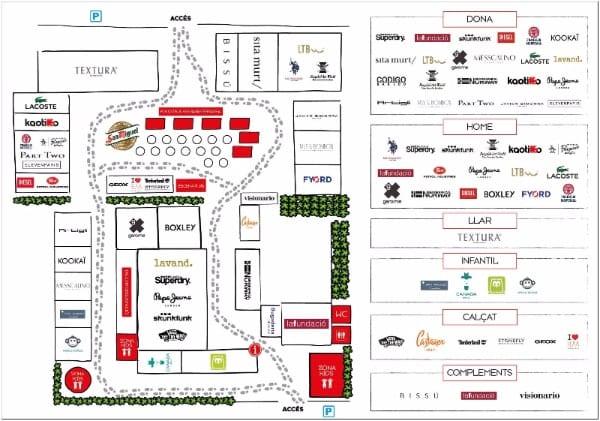 Mapa ShoppOut - NOB 294 Octubre 2017