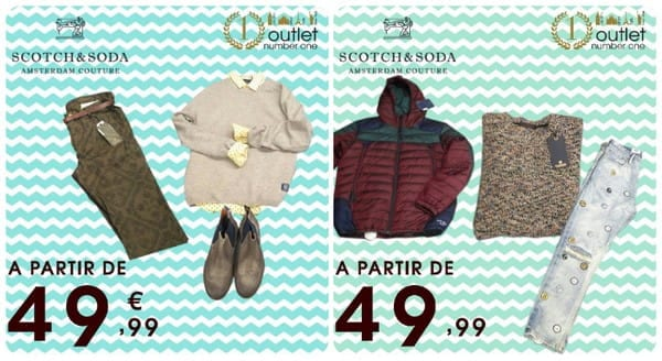 Scotch & Soda - Outlet Number One - Octubre 2017 - NOB 295