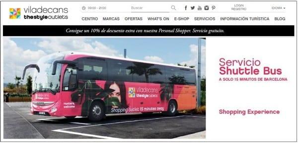 Viladecans Shuttle Bus - Octubre 2017 - NOB 295
