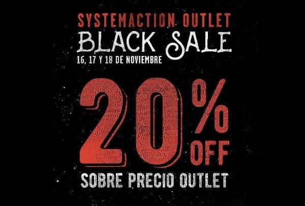 Black Sale System Action Outlet Barcelona - 297 - Noviembre 2017