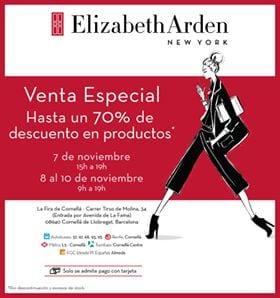 Elizabeth Arden - Venta Especial Perfumeria Cosmetica - Noviembre 2017 - Noticias Outlet en Barcelona 296