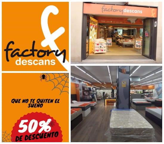 Factory Descans Outlet Barcelona - NOB 296 - Noviembre 2017