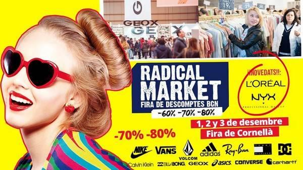 Radical Market Barcelona - 297 - Noviembre 2017
