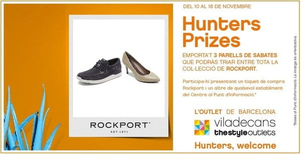 Rockport Viladecans The Style Outlets - NOB 297 - Noviembre 2017
