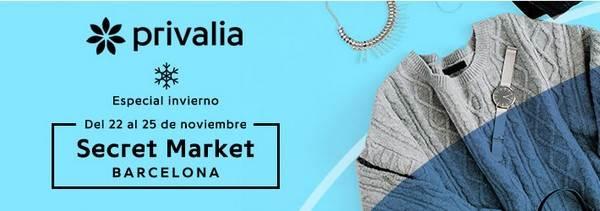 Secret Market Privalia Barcelona - 297 - Noviembre 2017