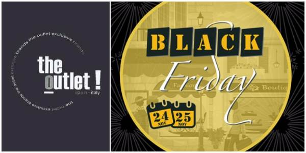 The Outlet Born - Especial Black Friday Barcelona - Noviembre 2017