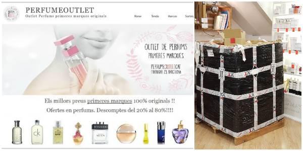 Perfume Outlet perfumeria cosmetica Barcelona - NOB 307 - Abril 2018