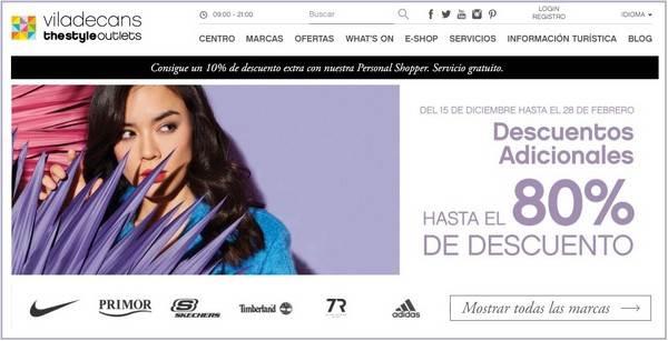 Viladecans The Style Outlets - NOB 299 - Diciembre 2017