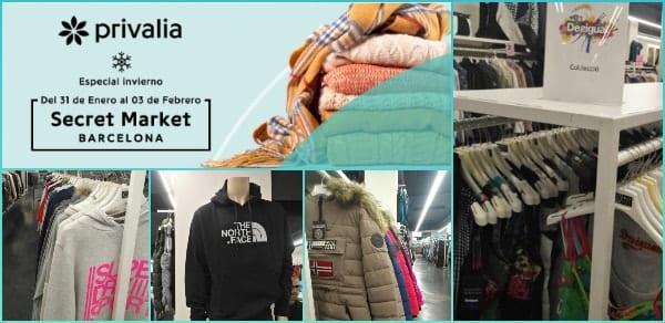 Secret Market Privalia Barcelona Febrero 2018 - NOB 302